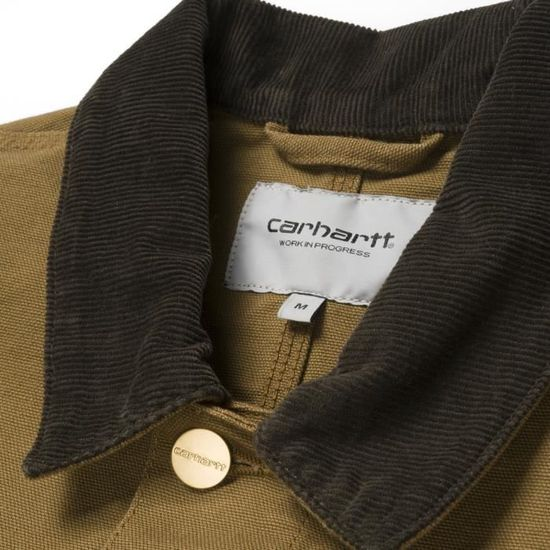 Coat Marron Veste Carhartt Chore Michigan SvyAFqwR