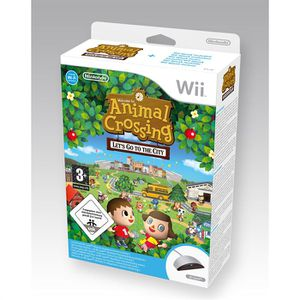 Animal crossing wii achat vente jeux et jouets pas chers - Coupe animal crossing wii ...