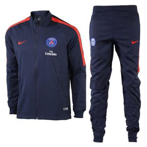 SURVÊTEMENT DE SPORT NIKE Survêtement Football TRG Squad Paris Saint Ge