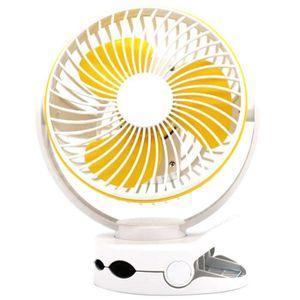 Tube électronique  Mini-ventilateur à pince multifonctions Ventilate