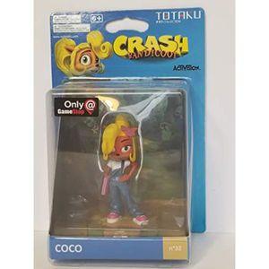 FIGURINE - PERSONNAGE Figurine Miniature SW7Z6 Collection: Crash Bandico