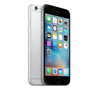 SMARTPHONE RECOND. APPLE iPhone 6S 64GO Gris sidéral