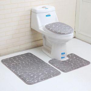 Set tapis salle de bain