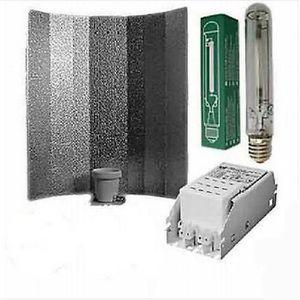 Eclairage horticole Kit lampe - HPS 400W SON-T (hydroponique sodium e4