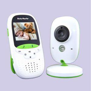 ÉCOUTE BÉBÉ Babyphone Sans Fil  Interphone Bidirectionnel Mult