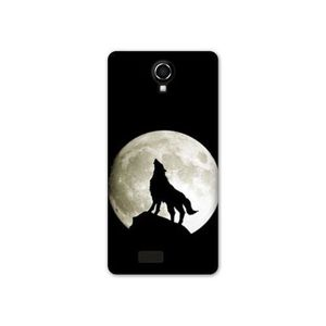 Coque wiko tommy 2 loup