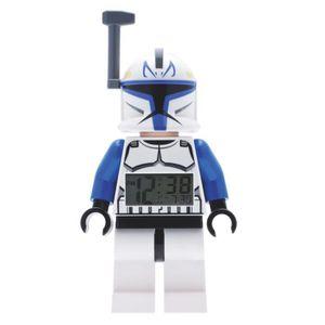 RÉVEIL ENFANT Cyllene Fantaisie - Réveil Captain Rex 'Lego' -...