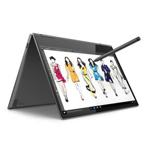 "Vente PC Portable Lenovo YOGA 730-13IWL Ordinateur Portable Tactile 13"" (Intel Core i5, 8 Go de RAM, SSD 256 Go, Windows 10)+ Stylet pas cher"