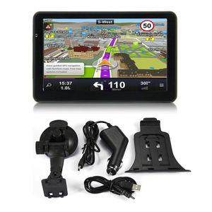 GPS AUTO 710 7 inch Car Truck GPS Navigation 256M+8GB Capac