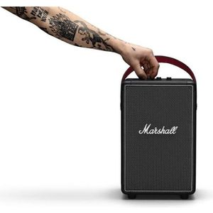 ENCEINTE NOMADE MARSHALL Enceinte Bluetooth TUFTON Noir EU