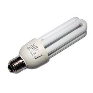 AMPOULE - LED Ampoule basse consommation culot E27 4500 K Transp