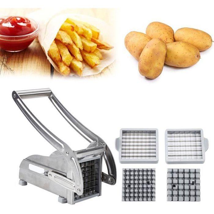 Coupe Frites Découpe Pomme de Terre