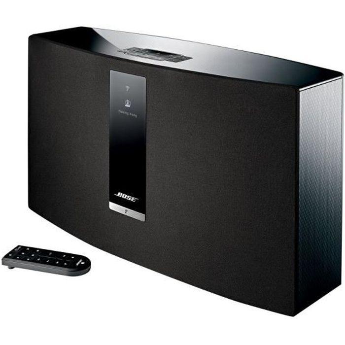 Bose SoundTouch 30 III Haut-parleur sans fil Ethernet, Bluetooth, Wi-Fi noir