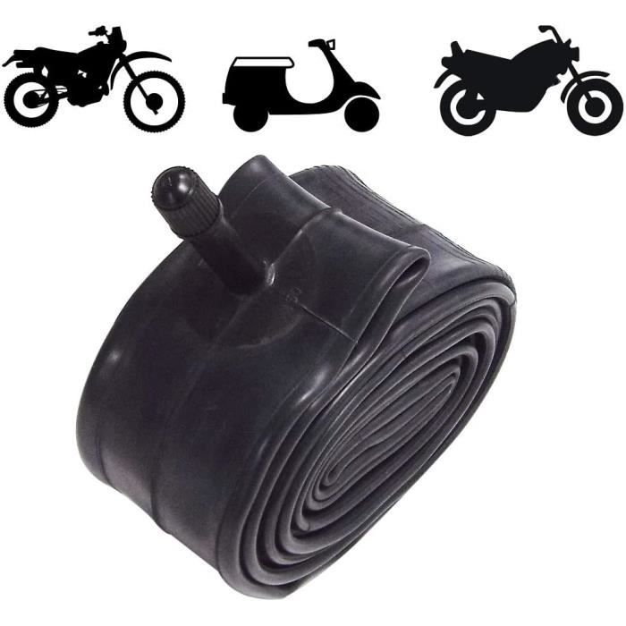 CHAMBRE A AIR 19'' 2 -19 1 3-4-19 2.00-18 2.25-18 SCOOTER MOTO MOBYLETTE CYCLOMOTEUR UNIVERSEL VALVE SCHRADER