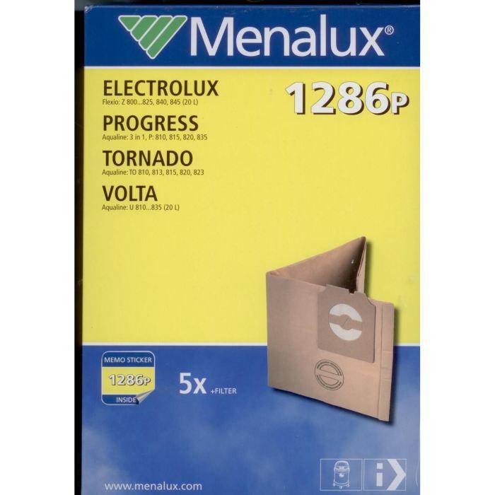 MENALUX 1286P-S47 - paquet de 5 sacs Menalux adap