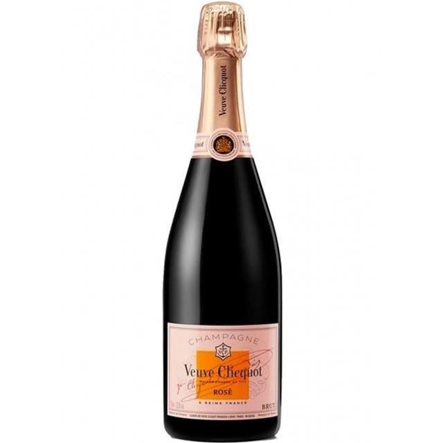 Champagne Veuve Clicquot Rosé - 75 cl