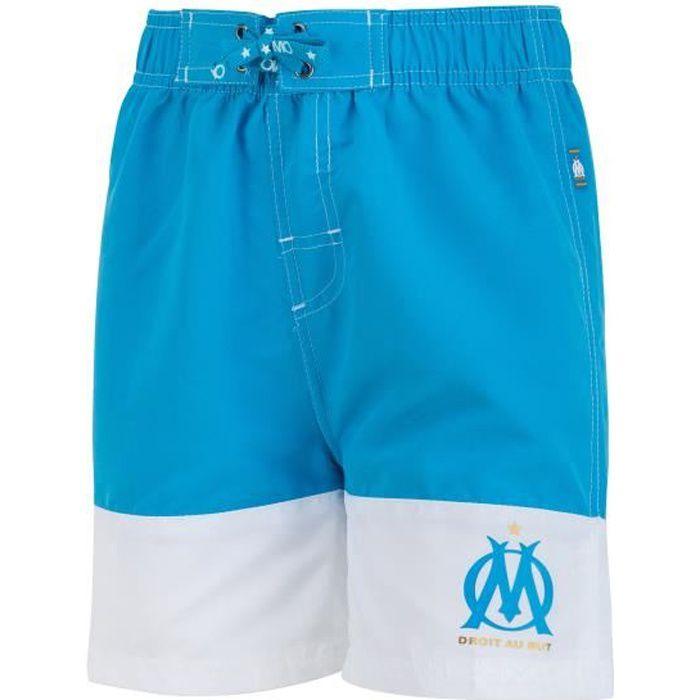 Short de bain OM - Collection officielle OLYMPIQUE DE MARSEILLE