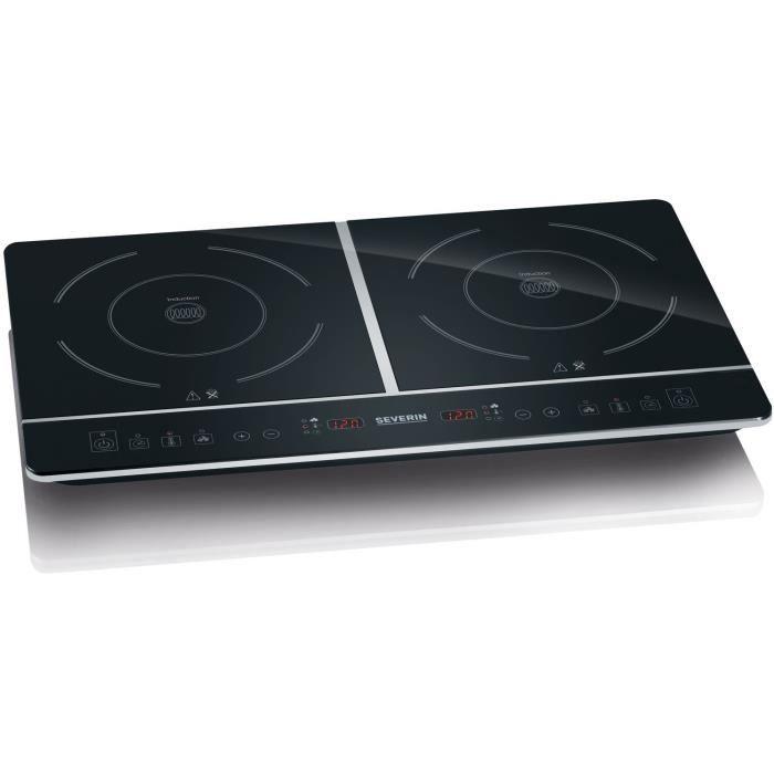 SEVERIN 1031 Plaque de cuisson posable à induction - Noir