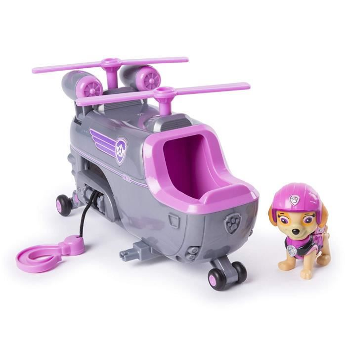 Paw Patrol Ultimate Rescue Skye Helicopter Vehicle avec figure