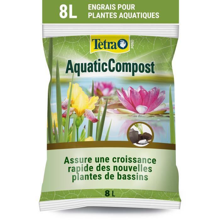 TETRA Pond AquaticCompost 8l