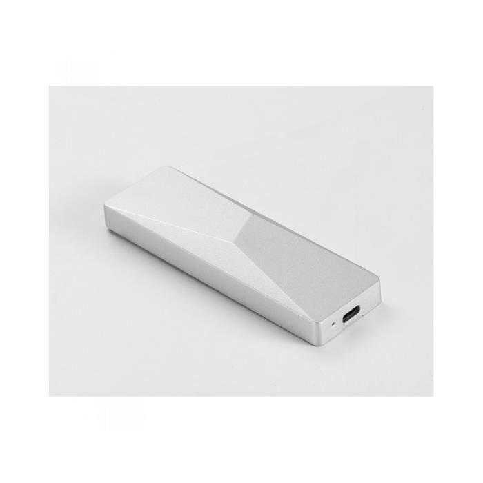 Boitier externe We SSD M.2 PCI-e NVMe- WEBOITEXM2S9 Blanc