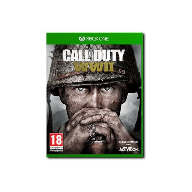 JEU XBOX ONE Call of Duty World War II Xbox One anglais
