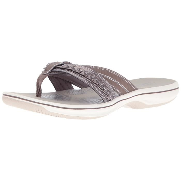 Clarks flip femmes DXVPE flop Brinkley nora ZRY04x