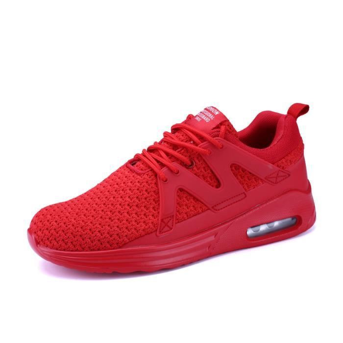 Baskets Homme respirant Hommes Sneakers Pm8xEu