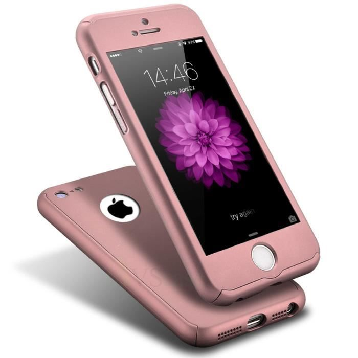 Coque integrale iphone se