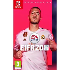 JEU NINTENDO SWITCH FIFA 20 Legacy Édition Jeu Switch
