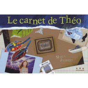 Livre 3-6 ANS Le carnet de Théo