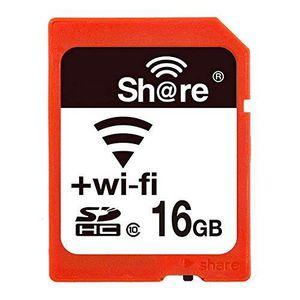CARTE MÉMOIRE GuDoQi Carte SD WiFi Sans Fil Carte Mémoire Flash