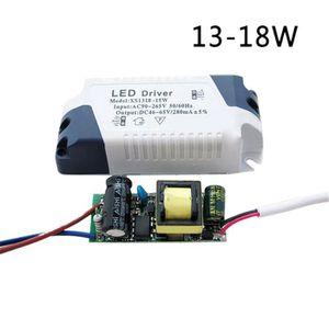 MASUNN AC85-265V /À DC12-24V 4-7W 300 A LED Lampe DAlimentation Transformateur Adaptateur Alimentation