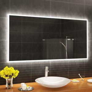 Miroir salle de bain 160x80