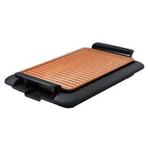 BARBECUE DE TABLE GOTHAM STEEL SMOKELESS GRILL - Barbecue Electrique