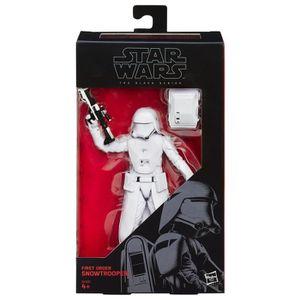 FIGURINE - PERSONNAGE Hasbro Star Wars b4597el2–E7The Black Series Fi