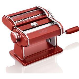 MACHINE À PÂTES Machine à pâtes Atlas 150 Wellness Rouge Marcato