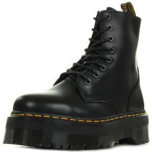 BOTTINE Boots Dr Martens Jadon Black Polished Smooth