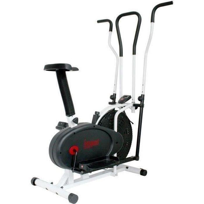 Vélo elliptique 2 en 1