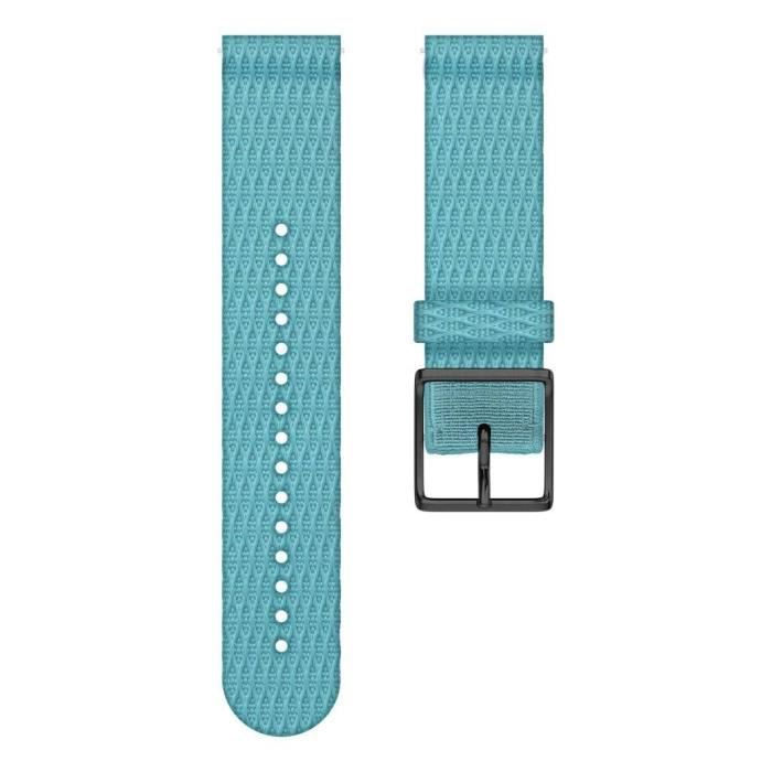 POLAR Bracelet interchangeable IGNITE Bleu Aqua M/L