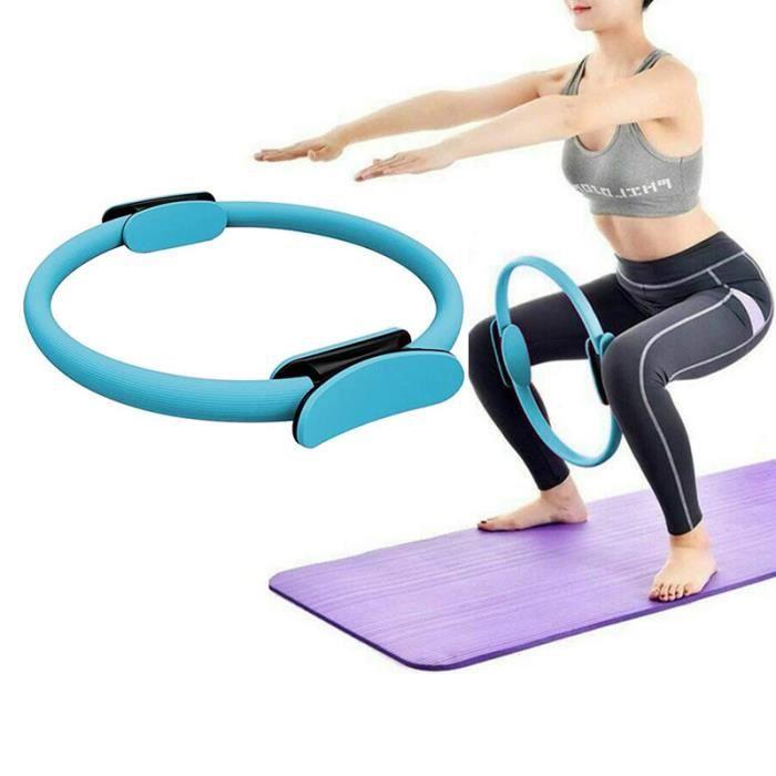 Anneau de Pilates - Appareil de fitness à anneau Pilates, adapté à l'exercice, anneau de yoga