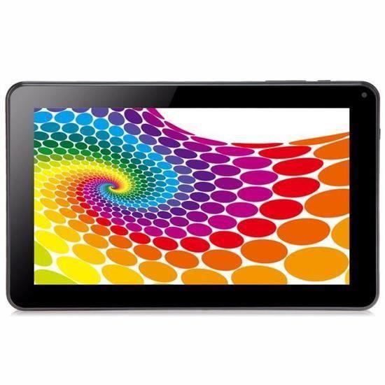 9 pouces Tablet A33 Quad Core Tablet PC Android 4.4 512Go RAM 8GB HDMI double caméra C90 A90X Tablets Mini PC Enfants Tablet Pour