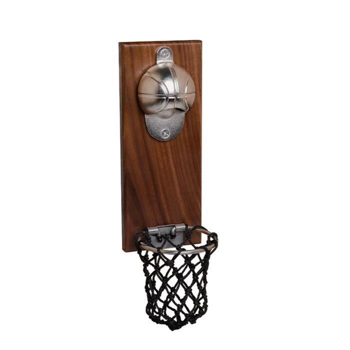 PRI Aimants pour réfrigérateur ouvre-bouteille mural tir de basket Gadget de cuisine