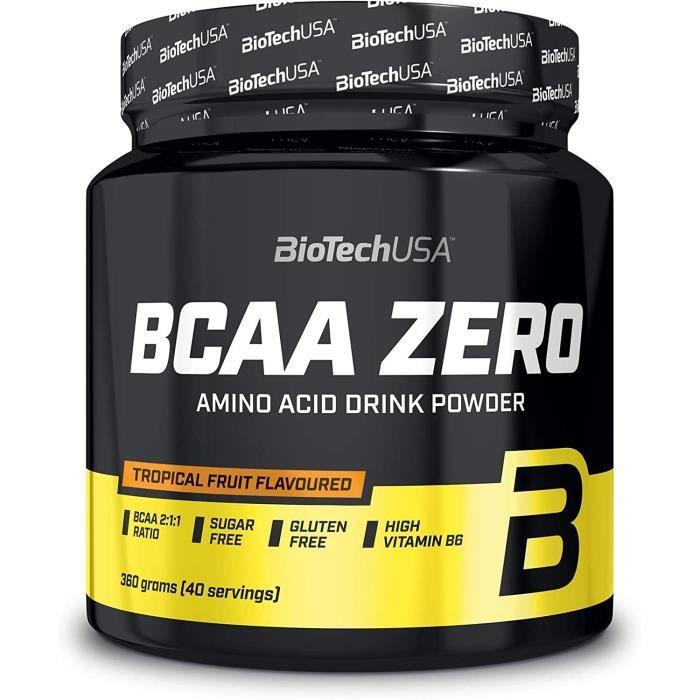 BCAA ZERO - Fruits Tropicaux
