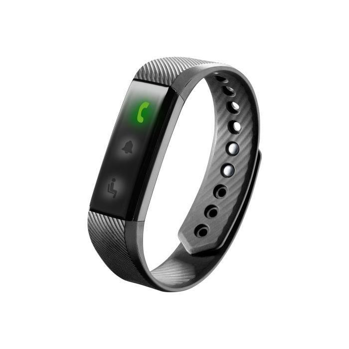 Cellular Line easyfit Band Suivi d'activités Bluetooth noir