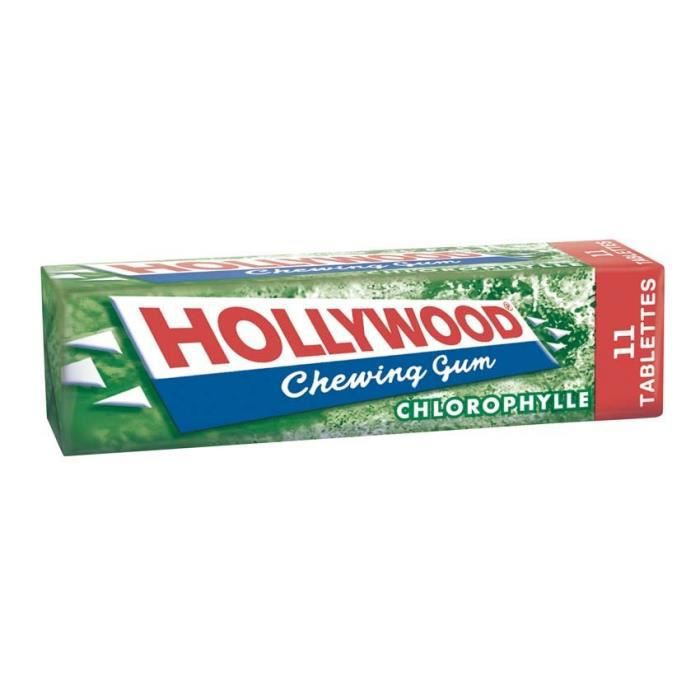 MONDELEZ INTERNATIONAL Tablette Holly Chlorophylle Regular