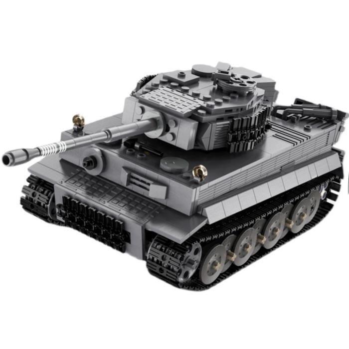 LCC® 2.4Ghz Radio Control 1/16 Germany TIGER TANKS Air Soft RC Battle Tank Smoke & Sound