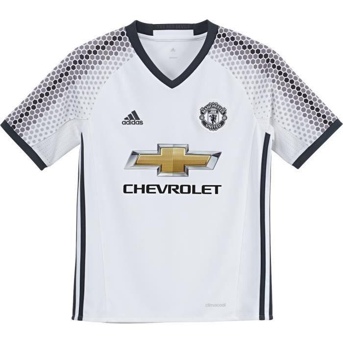 Adidas maillot Manchester United extérieur 2016/2017 taille enfant