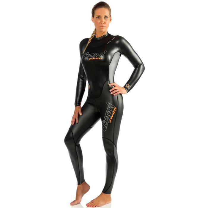 Triathlon Combinaisons femme Cressi Triton 1.5 Mm