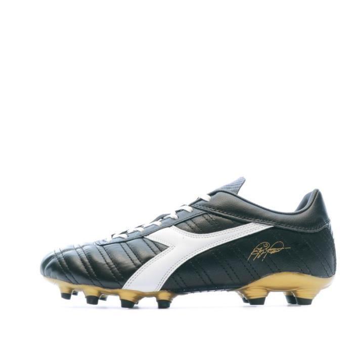 Chaussures de football Noir Homme Diadora Baggio 03 K MG14